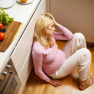 Ibu hamil penat kurang vitamin