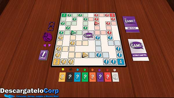 Tabletop Simulator – Mr. Game! Juego PC