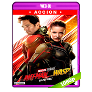 Ant-Man and The Wasp. El hombre hormiga y La avispa (2018) WEB-DL 1080p Audio Dual Latino-Ingles