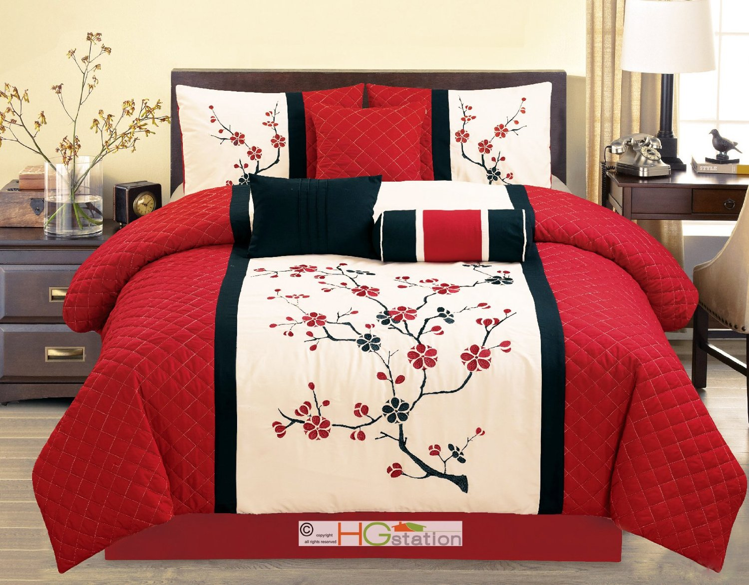 Total Fab: Asian Inspired Comforters, Duvet Covers & Bedding