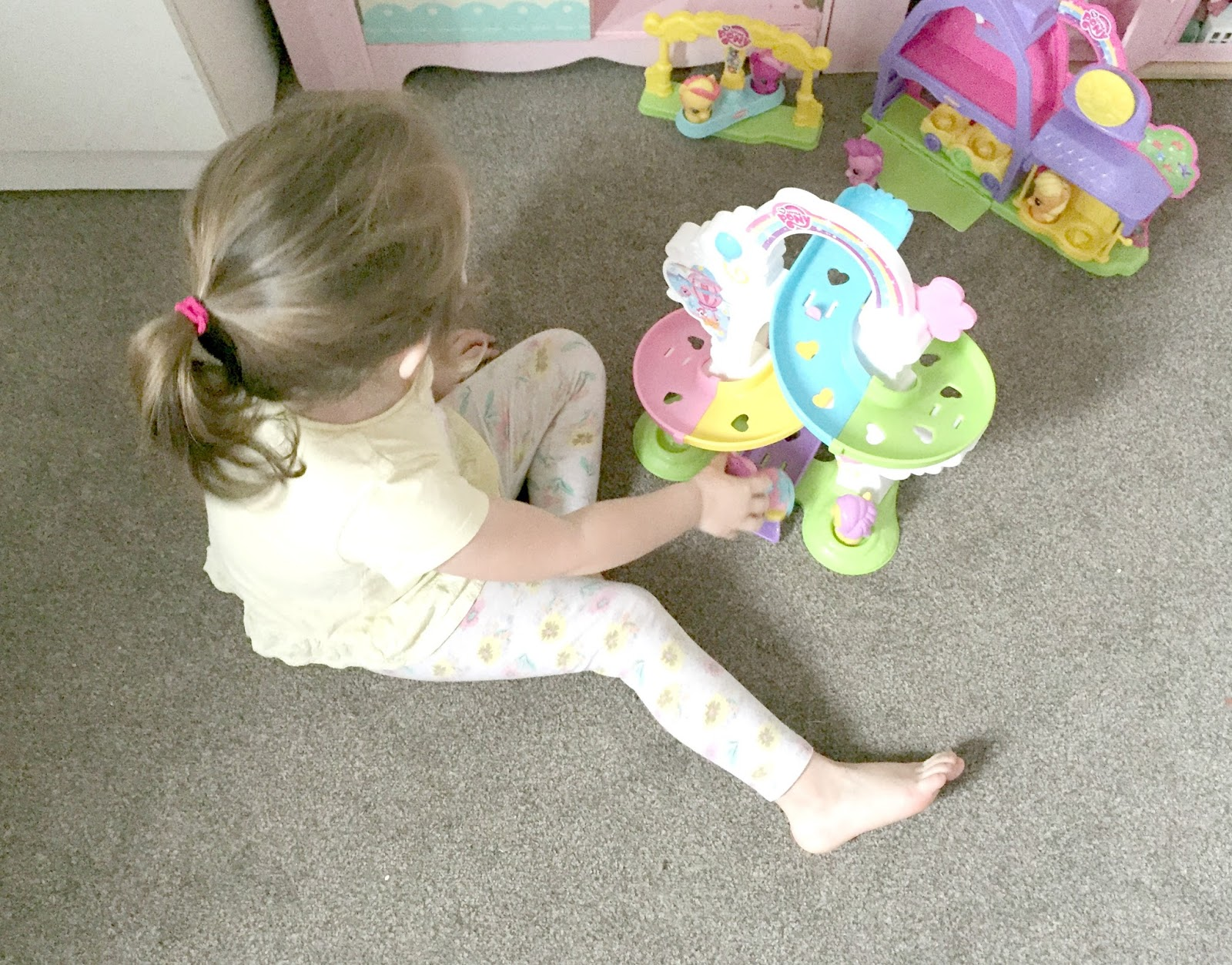 Newcastle Family Life PlaySkool My Little Pony Toddler Toys Review