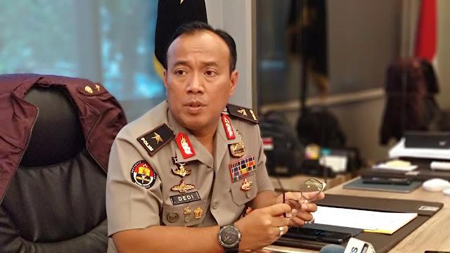 Polri: <i>Indonesia Barokah</i> Ranahnya Dewan Pers Dulu