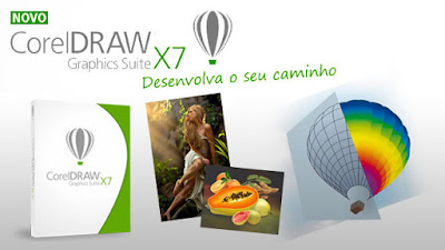 CorelDRAW X7 32/64 Bits + Ativador - Download