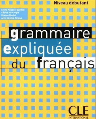 Télécharger Livre Gratuit Grammaire expliquée du français pdf