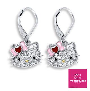 Gambar Anting Hello Kitty Yang Cantik 3