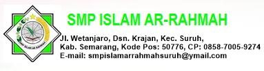 SMP ISLAM AR-RAHMAH