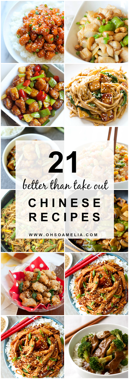 21 better than take out Chinese recipes