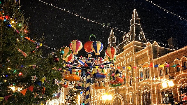 Origin, Meaning of Merry Christmas Festival in The World 2