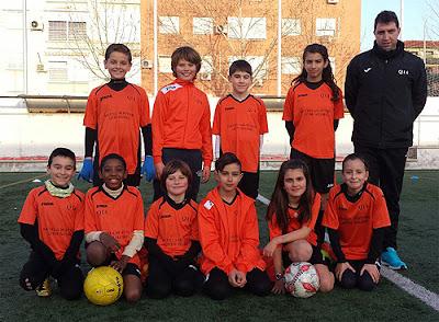 Escuela Quini Alvarez Aranjuez