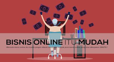 Trik Bisnis, Cara Berbisnis Online,