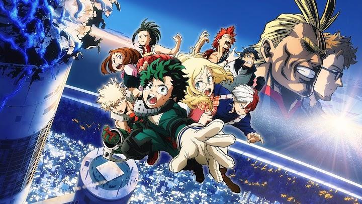 Boku no Hero Academia the Movie 1: Futari no Hero BD Subtitle Indonesia