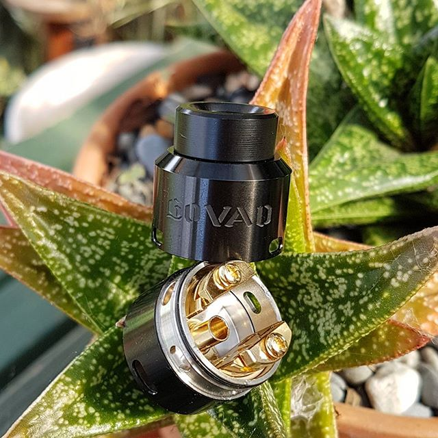 Vandy Vape Govad RDA Preview