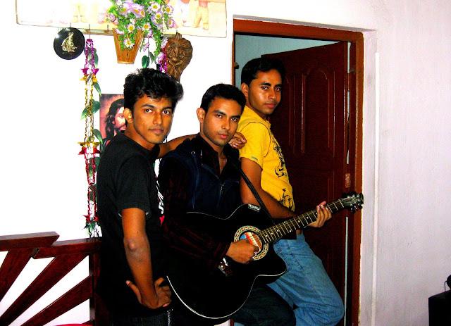 Sourajit Saha, Suvojit Paul & Uttiyo Dey 1