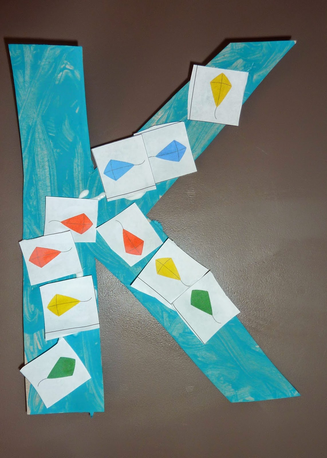 Life With A Toddler Tot School K Is For Kite