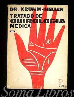 Tratado de quirología médica – Arnoldo Krum Heller