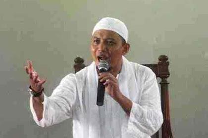 Lantang, KH M Arifin Ilham Ungkap Dalang Di Balik Aksi 'Bubarkan FPI'!!!