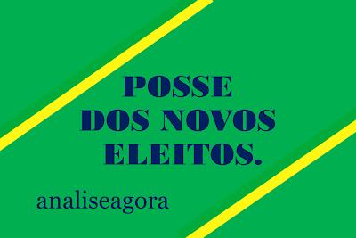 A política no Brasil volta à cena no primeiro dia do ano de 2013.  A todo o vapor e muita festa em todo país com a posse dos novos vereadores, prefeitos e seus vices eleitos em outubro de 2012.