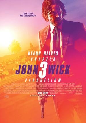 Film John Wick: Chapter 3 - Parabellum di Bioskop