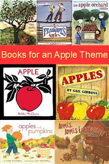 Books for an Apple Theme