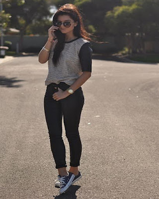 outfit informal urbano