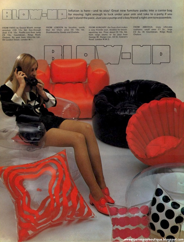 Sweet Jane's Pop Boutique ┃Intro Magazine 1968