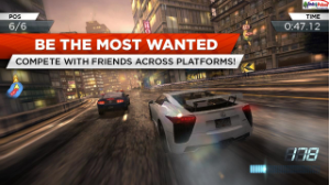 Need for Speed Most Wanted Mod Apk Unlimited Money Free android