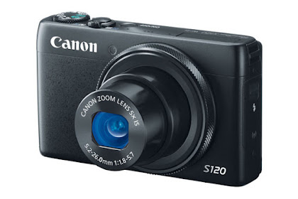 Canon PowerShot S120 Driver Download