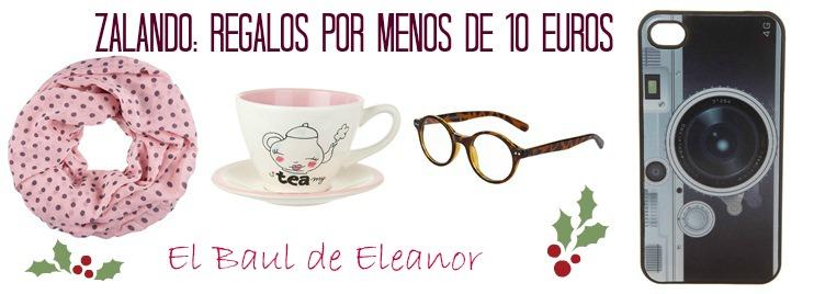 B e el ba l de eleanor by julia r ideas para el amigo for Regalos amigo invisible 10 euros