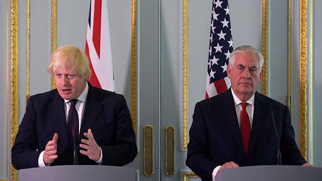 EE.UU. pide perdón al Reino Unido por la filtración de imágenes sobre el atentado de Mánchester