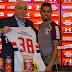 """Morato é apresentado no São Paulo: """"Chegou a hora de me firmar em um grande"""""""