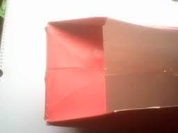 Cara membuat tas cantik dari kertas warna dengan mudah dan simpel (tas daur ulang tetap modis)