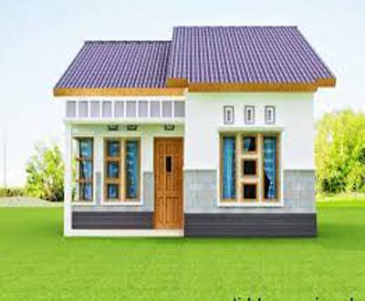 bentuk rumah sederhana type 36