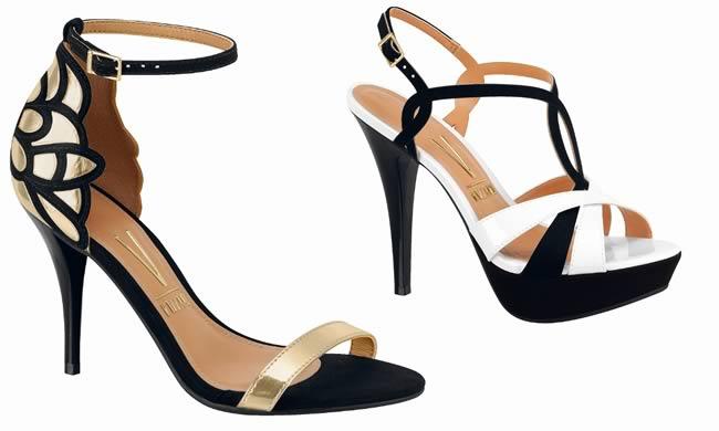 3592fa375c Novos Modelos Sapatos 2014 Femininos - Lançamentos