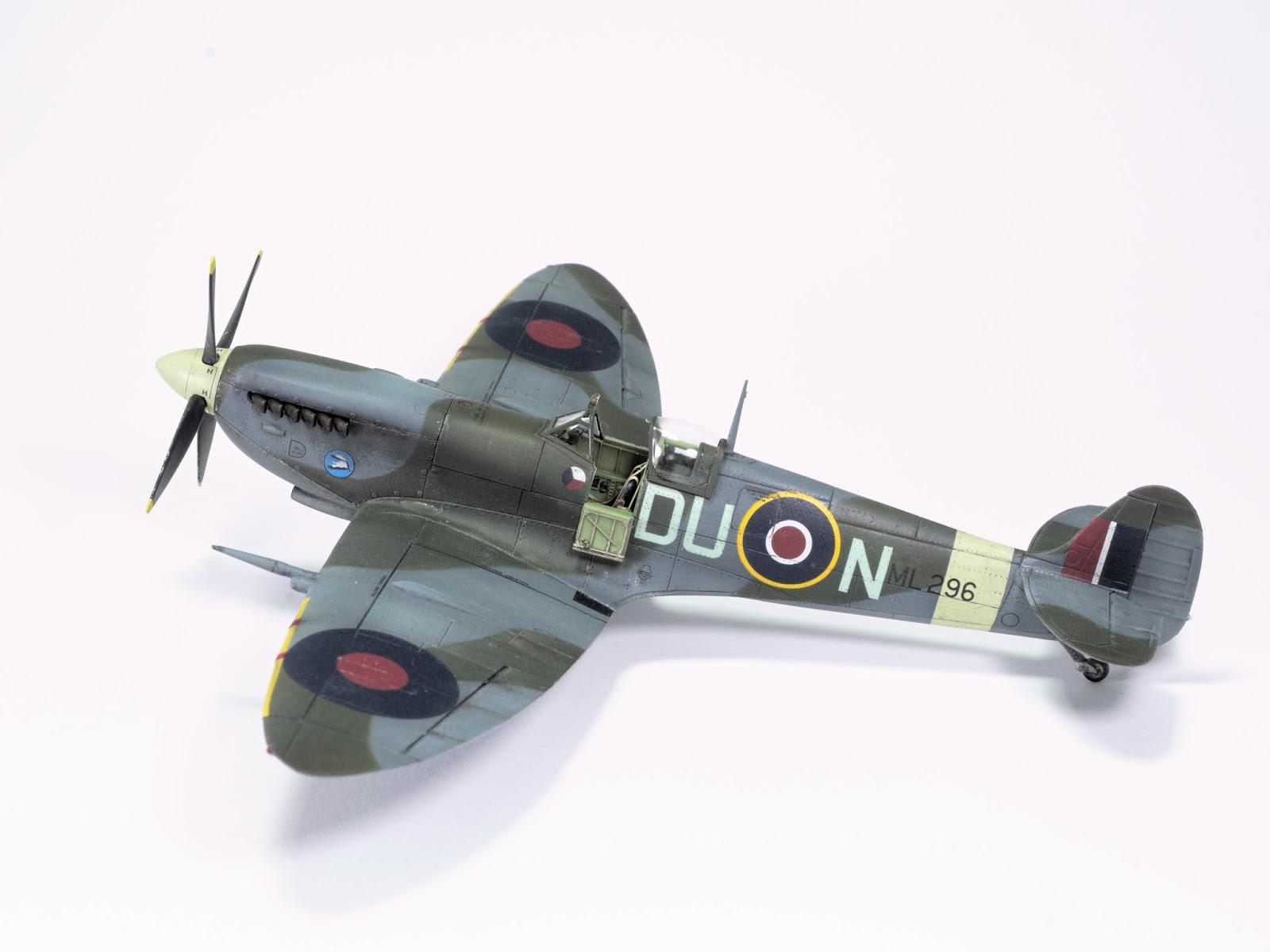 Обои spitfire, mk.ixc, Supermarine. Авиация foto 7
