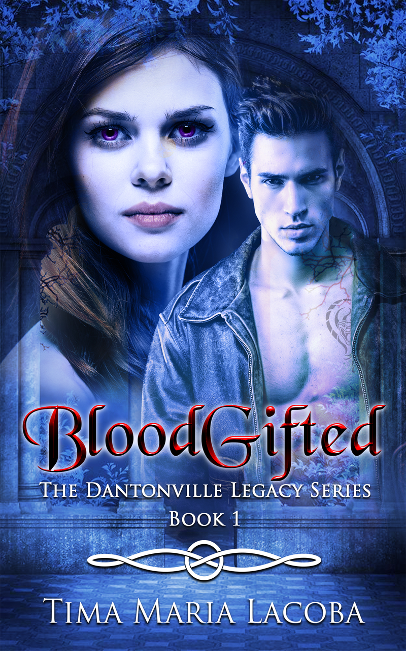 BloodGifted, Bk 1