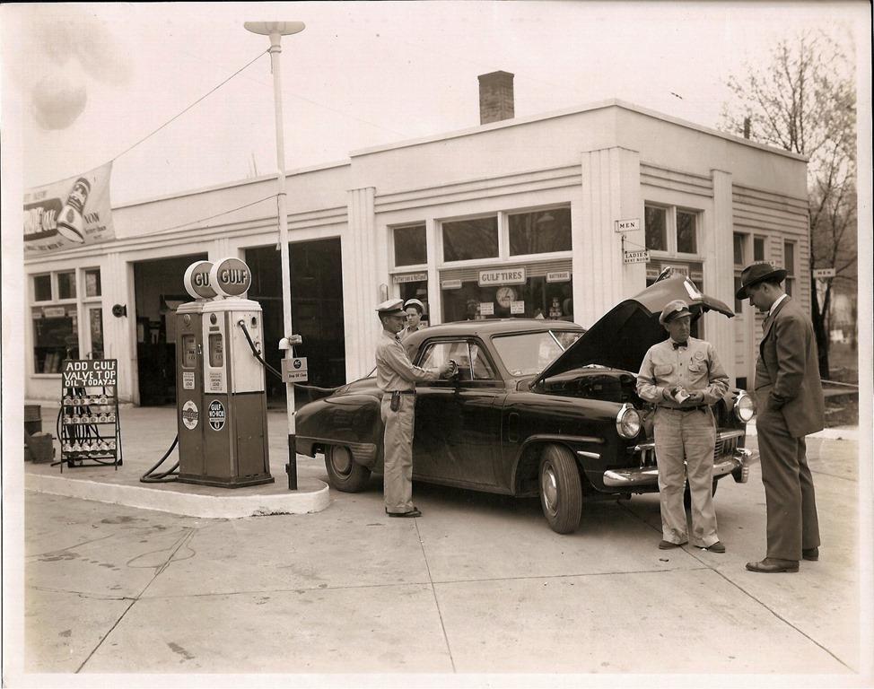 momentos del pasado antiguas estaciones de gasolina en estados unidos. Black Bedroom Furniture Sets. Home Design Ideas