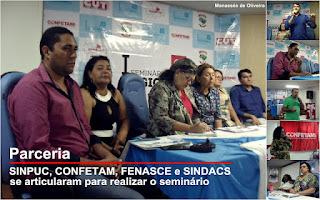 SINPUC realiza seminário para ACS's e ACE's em Picuí