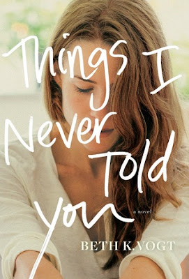 Heidi Reads... Things I Never Told You by Beth K. Vogt