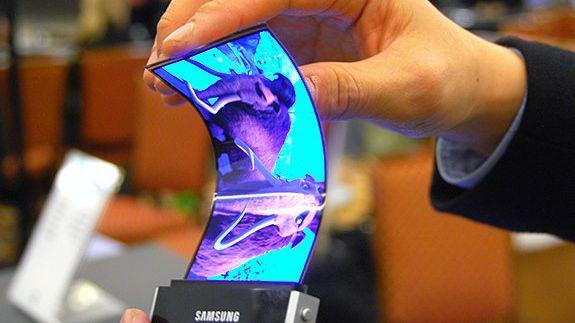 Dobrável smartphones da Samsung pode agitar as coisas