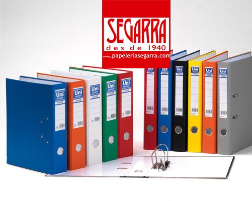 Vuelta a la oficina promociones papeleria segarra for Material oficina barcelona