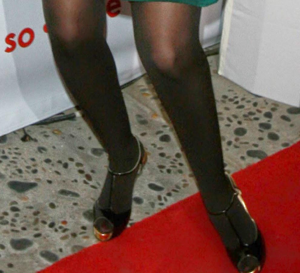 pantyhose Christina aguilera