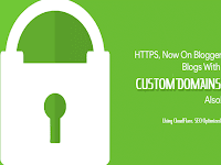 Activate HTTPS on Blogger third party Domain 100% Worked