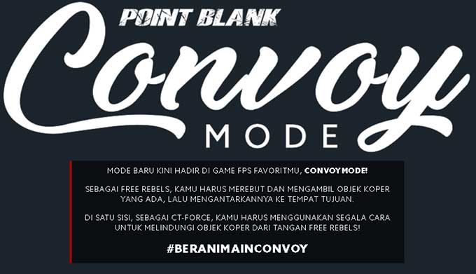 Event PB Garena Indonesia Share Convoy Mode