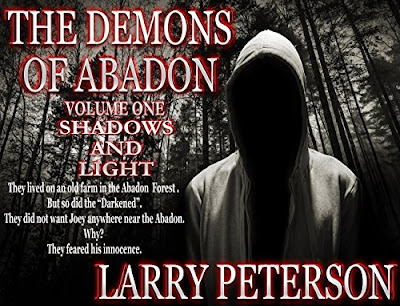 "@slipperywillie #YAParanoral #YASuspense #YAThriller ""The Demons of Abadon-V1-Shadows and Light"" FREE 11/7 until 11/11 on #Amazon! Grab it while you can!"