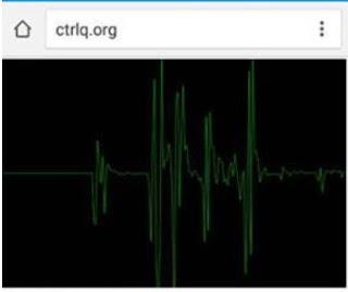 cara mendeteksi gempa bumi yang terjadi menggunakan ponsel