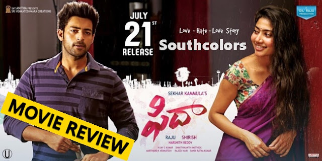 Fidaa Movie Review
