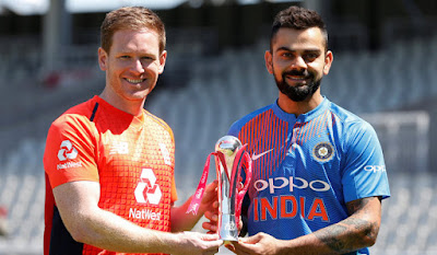 Complete Schedule Of India Tour Of England 2018