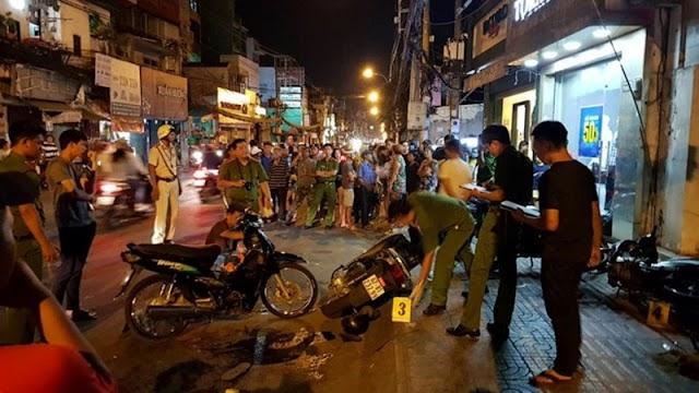 Bắt thêm 1 nghi can vụ đâm thương vong 5 'hiệp sĩ đường phố'