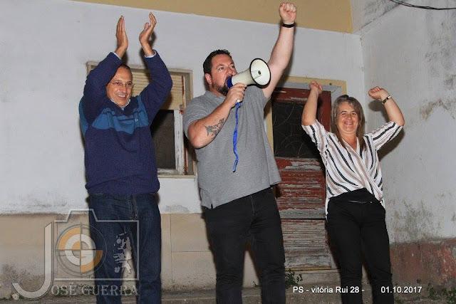Rui Ferreira é o novo Presidente da Freguesia de Maiorca