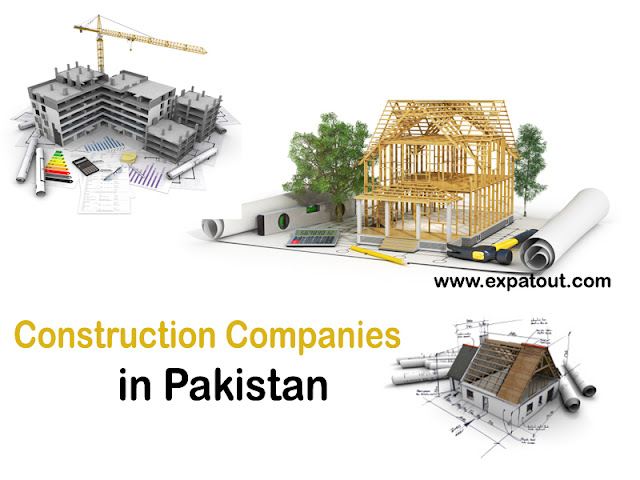 Complete list of Construction Companies in Pakistan